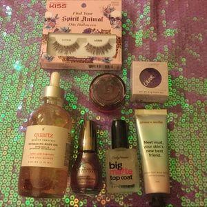 Make offer makeup lot crystal